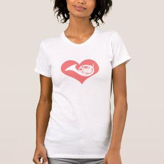 Camiseta Trompa del amor