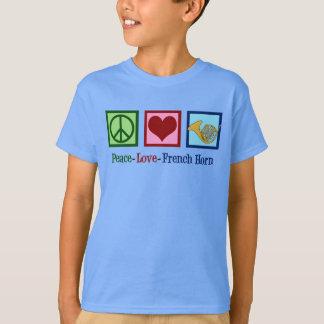 Camiseta Trompa del amor de la paz