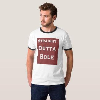 Camiseta TRONCO recto de Outta