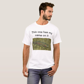 Camiseta Trucha del monstruo