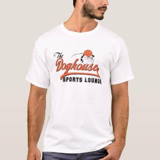 Camiseta Ts de la caseta de perro