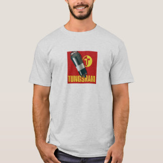 Camiseta Tubo de Tungsram 3D