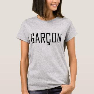 Camiseta Tumblr de Garcon