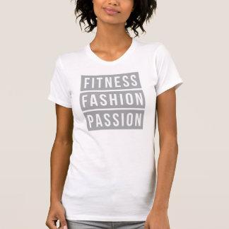 Camiseta Tumblr de la pasión de la moda de la