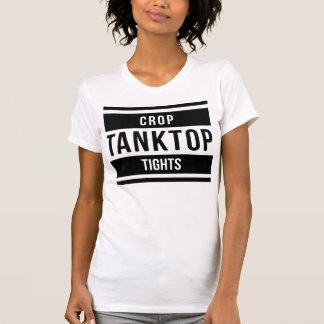 Camiseta Tumblr de las medias de Tanktop de la