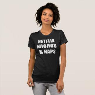 Camiseta Tumblr de los Nachos y de las siestas de