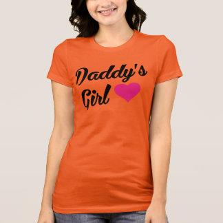 Camiseta Tumblr del chica del papá