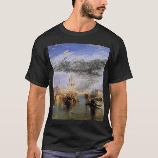 Camiseta Turner, j m w - el Gran Canal - Venecia