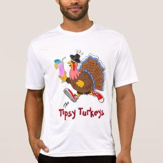 Camiseta Turquía achispada (cóctel) - deporte Tek SS