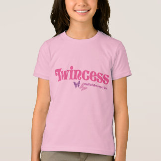 Camiseta Twincess