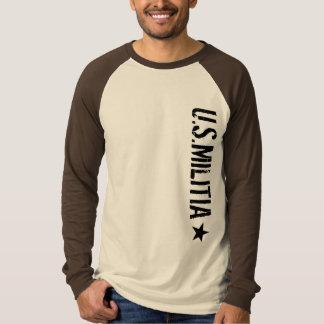 Camiseta U.S. Milicia