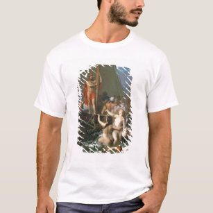 Camiseta Ulises y las sirenas 2