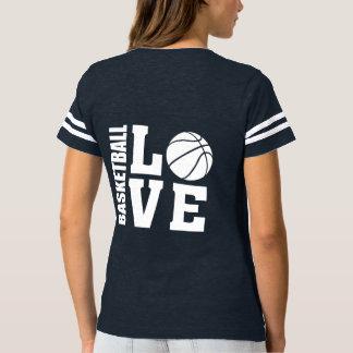 Camiseta Último I baloncesto del amor de los jugadores de