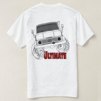 Camiseta Último inclinable de Unimog