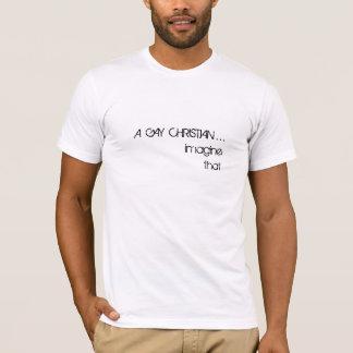 CAMISETA UN CRISTIANO GAY…