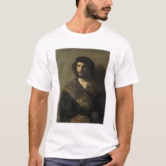 Camiseta Un inválido, c.1514 (aceite en lona)