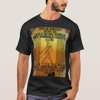 Camiseta Un ladrón y un mago