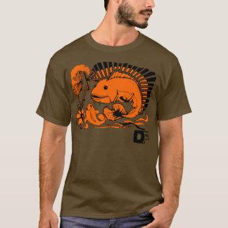 Camiseta ¡Un pescado!