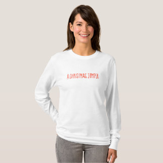 Camiseta Un puente del navidad