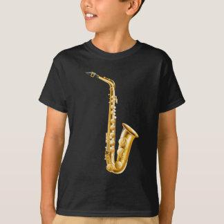Camiseta Un saxofón del oro