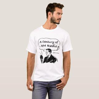 Camiseta Un siglo de radio de la