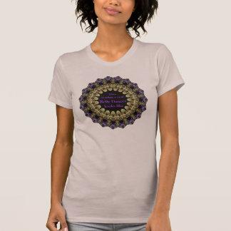 Camiseta Una bailarina de la danza del vientre real