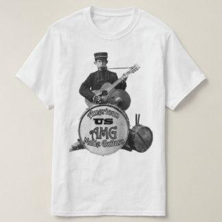 Camiseta Una banda del hombre por USAMG