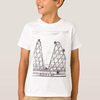 Camiseta Una mejor montaña rusa peor