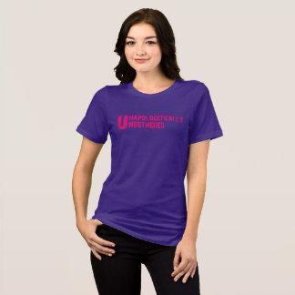 Camiseta Único, fresco, liso