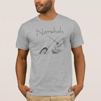 Camiseta Unicornio de Narwhal, Narwhals