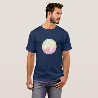 Camiseta Unicornio del arco iris