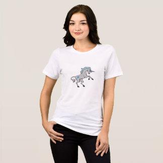 Camiseta Unicornio del elemento del agua