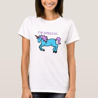 Camiseta unicornio, soy ESPECIAL