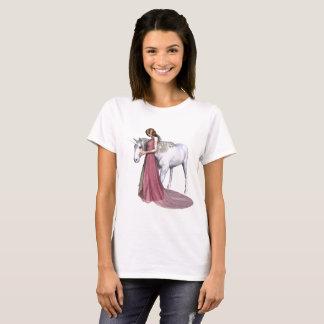 Camiseta Unicornio y señora