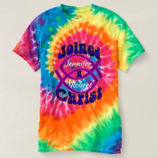 Camiseta Unido a en Cristo