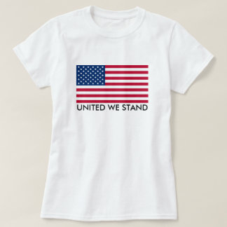 Camiseta Unido colocamos la bandera