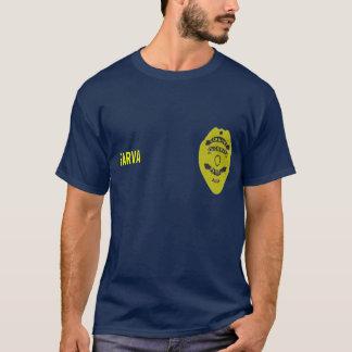 Camiseta Uniforme de la pinta de la baqueta de fusil del