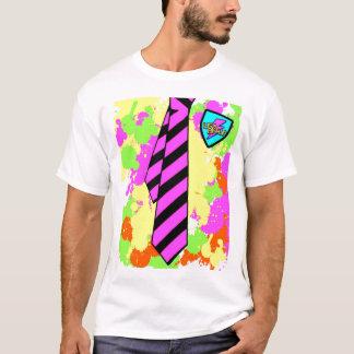 Camiseta uniforme escolar atractivo de neón