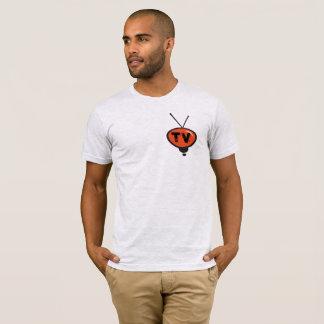 Camiseta Uniformes de los canales de televisión