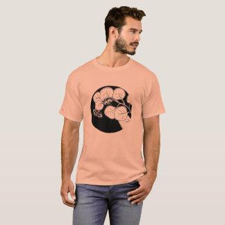 Camiseta unisex de la polilla de la luna