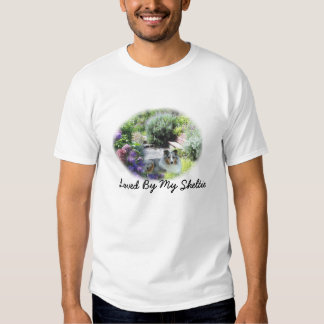 Camiseta unisex de Sheltie
