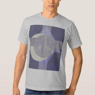 Camiseta unisex del tamaño extra grande del amor