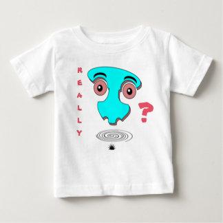 camiseta unisex fresca de los niños
