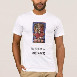 Camiseta Universidad Postmedieval de York que lee la