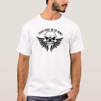 Camiseta Uno-Camisa dura del tren