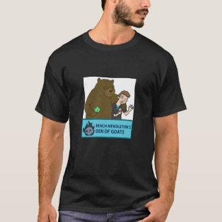 Camiseta Uno de Jose del por de Helado de Rench Mendleton