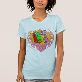 Camiseta Uno en regalos del día de madres de millón de