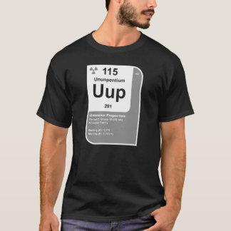 Camiseta Ununpentium (Uup)