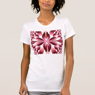 Camiseta urbana del blanco de las señoras de la