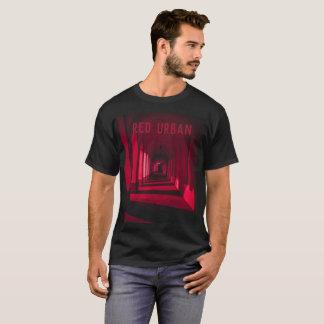 Camiseta Urbano rojo